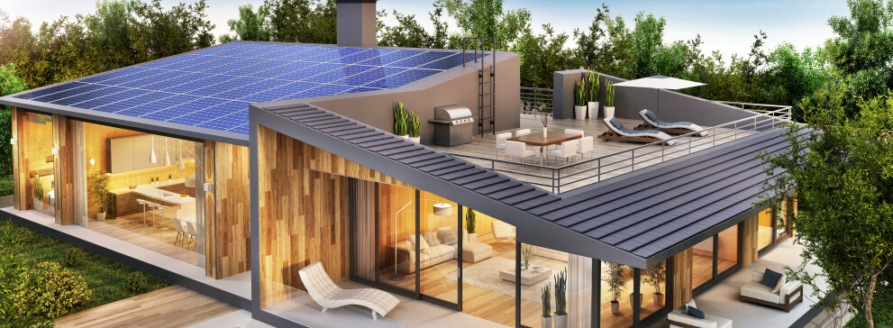 Vsetko o zatepleni Prispevky na novy rodinny dom Obnovitelne zdroje energie Solarne panely