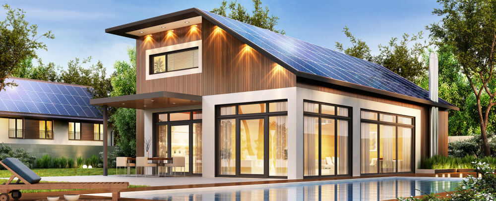 Vsetko o zatepleni solarne panel ako zdroj energie pre dom v triede A0