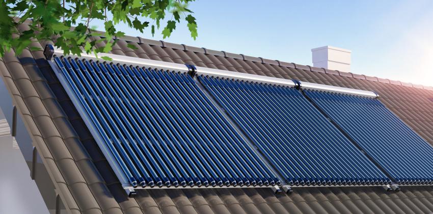 Dotacie na slnecne kolektory